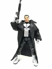 NOX-TC-S: FIGLot 1/12 scale Trench Coat for 6 inch Punisher, Blade, Cyclops etc.