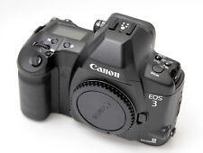 Canon EOS3 EOS 3 analoge Spiegelreflexkamera analog   Sehr guter Zustand