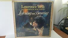 Reader's Digest - Lawrence Welk - Listening and Dancing - Boxed 6 LP Record Set