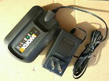 WA3732 Worx 3 to 5 Hour Charger for 18V 20V Li-Ion Battery WA3520 3525 WA3512.1