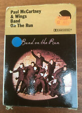PAUL McCartney Wings Band on the Run APPLE 8 TRACK Cartridge 1973 8X-PAS10007