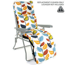 Lounger Garden Furniture Cushions Pads For Sale Ebay