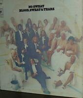 BLOOD SWEAT & TEARS  LP NO SWEAT  ITALY 1973 G.C. ORIGINAL