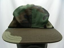 CAMOUFLAGE - YOUTH SIZE - ADJUSTABLE SNAPBACK BALL CAP HAT