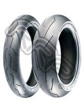 Pirelli Diablo Supercorsa BSB Motorcycle Tyres Pair Deal 120/70/ZR17 190/55/ZR17