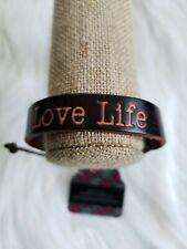 "Urban Bracelet ""Love Life"" - INSPIRATIONAL"