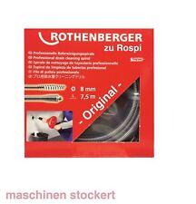 Spirale, 7,5 x 8mm für ROTHENBERGER Rohrreinigungsgerät Rospi H+E Plus, 72412