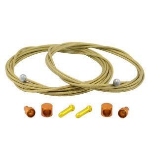 KCNC Tiwer Titanium Bicycle Brake Wire Cable w/ Nano Teflon Coating