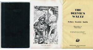 THE DEEVIL'S WALTZ Sydney Goodsir Smith Ill Denis Peploe 1st ed vgc