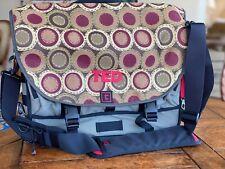 Ted Conference 2008 Rickshaw Bagworks Medium Messenger Bag Participant Bag