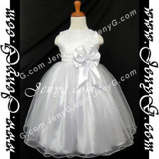 Vêtements soirées en polyester pour fille de 2 à 3 ans