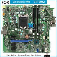 for Dell Optiplex 3040 MT Intel Motherboard DDR3 M-ATX Systemboard TTDMJ