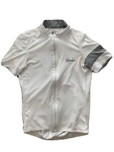 Rapha Jersey II Small. Off White/Gray