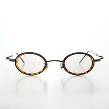 Tortoise Spectacle Style Vintage Eyeglasses - Volta