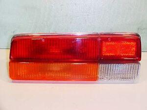 Maserati Ghibli Tail Lamp Light Housing Lense Bora_Merak_Pantera_Carello_L_NEW