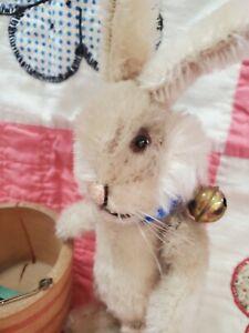 SWEET Vintage Steiff  Niki Bunny Rabbit