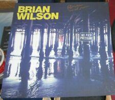 Brian Wilson Beach Boys SIGNED AUTOGRAPHED No Pier Pressure Album Cover Print