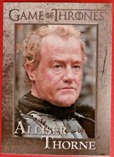 GAME OF THRONES - Season 1 - Card #36 - ALLISER THORNE - Rittenhouse