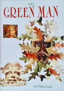 THE GREEN MAN - British Folklore - Pitkin Guide paperback - EXCELLENT Condition