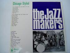 BUD FREEMAN - CHICAGO STYLED  - SWAGGIE S1216 OZ LP