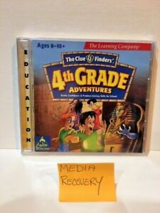 The Clue Finders 4th grade adventures (ages 8-10+)