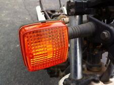 Front Indicators Blinkers Flashers Winkers to suit Yamaha XT200 XT 200 1984 84