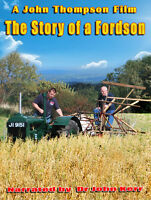 The Story of a Fordson  (Irish Farming DVD)