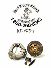 66 67 68 69 70 71 Bronco Fairlane Falcon Mustang clutch 170cid 200cid KT0578-1