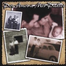NEW - Por Amor A Mis Padres by Various