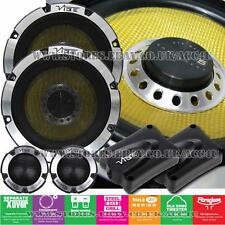 "Vibe BlackAir5C Blackair 5 5C 5.25"" inch Car Door Component Speakers System Set"