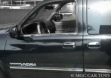 1999-2006 Toyota Tundra Stainless Steel Extend Cab Set Window Sill Trim 2Pc