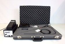 Vision ENT-5000 Video Laryngoscope w/ STR-5000 Stroboscopy System & Foot Switch