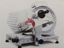 Hendi 250 Gastro Fleisch / Aufschnitt-Maschine / Aufschnittmaschine NEU