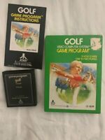 Golf (Atari 2600) - Complete in Box