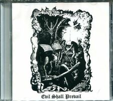 BLACK WITCHERY Evil Shall Prevail CD
