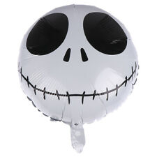 18inch Skull Foil Helium Balloons Halloween Pirate Air Globos party Decoration.