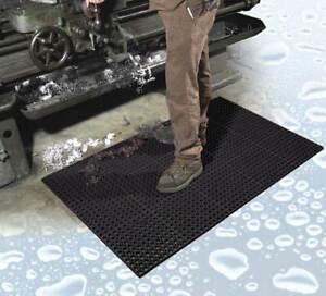 Hollow Anti Fatigue Mat Heavy Duty Non Slip Anti Fatigue Mat for Work Stations