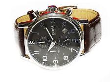 Hugo BOSS - Herren Uhr - Chronograph  Model Nr.1512570 Aeroliner - 5 ATM - NEU -
