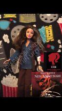 "New Nightmare Heather Langenkamp ""Nancy Custom Horror Doll Ooak"