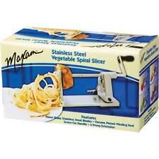 Maxam® Stainless Steel Vegetable Spiral Slicer (Rfeb16Co)