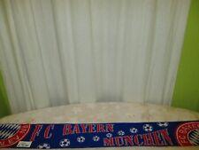 "FC Bayern München Original Fan Schal ""FC BAYERN MÜNCHEN"" TOP"