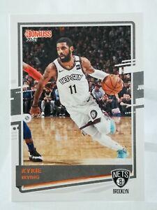 Panini Donruss 2020-21 N11 NBA trading card #59 Brooklyn Nets Kyrie Irving