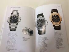 Catalogue PATEK PHILIPPE Collection Watches Main 2007 / 2008 - Nautilus - ESP
