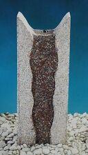 Wasserspiel Granit Flusssäule Wasserstein Zierbrunnen