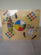 BELEDUC Clown Game 29,5 x 36,5 cm Board Game Wood from 4 years 22171