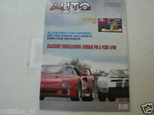 AUTO SELEKT 1991-04 FERRARI F40,FORD GT40,NISSAN NX100,MERCEDES 680S,SENNA PHOEN