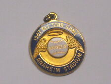 1967 All Star Press Charm California Angels Anaheim Stadium