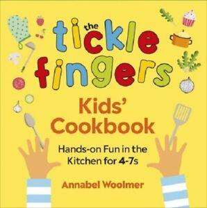 The Tickle Doigts Enfants 'Livre de Recettes par Annabel Woolmer Neuf Relié
