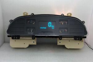 1996 Chevy Caprice Rebuilt Speedometer Gauge Cluster Dash 16164573