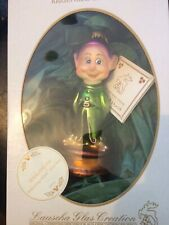 More details for lauscha glas creation exclusively for wdw theme parks dopey  christmas. fig